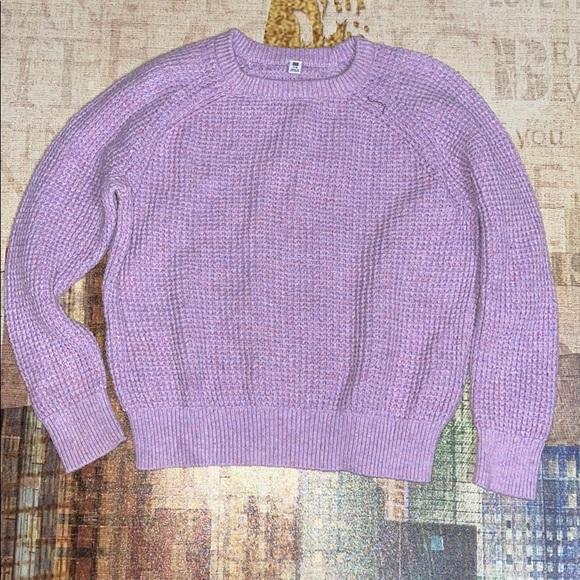 Uniqlo Girls Knitted Sweater